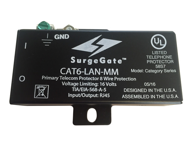 CAT6-LAN-MM Ethernet Surge Protector
